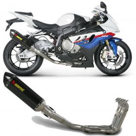 ESCAPE FULL AKRAPOVIC RACING BMW S1000RR LONGO 10-15